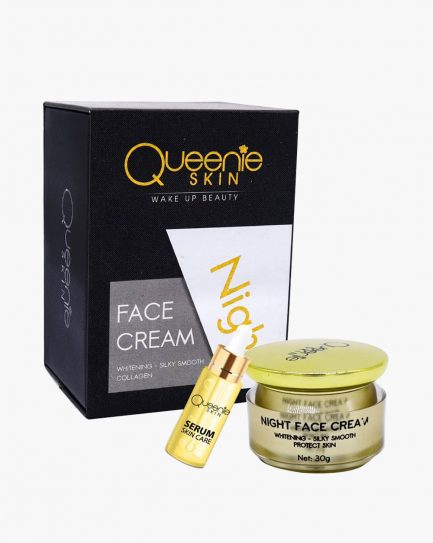 Kem Dưỡng Da Mặt Ban Đêm Queenie Skin