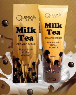 Tẩy Tế Bào Chết Milk Tea Queenie Skin