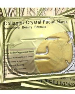 Mặt nạ dưỡng trắng da Collagen Vàng