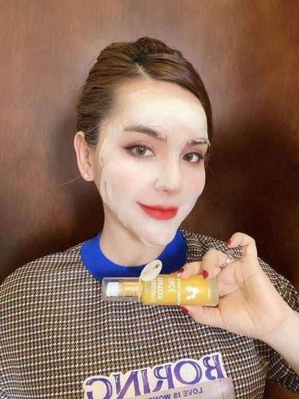 detox thai doc dua queenie skin