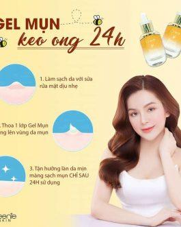 Gel Mụn Keo Ong Queenie Skin