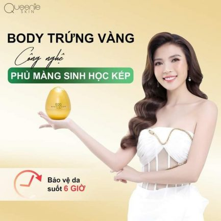 Body trung vang queenie skin