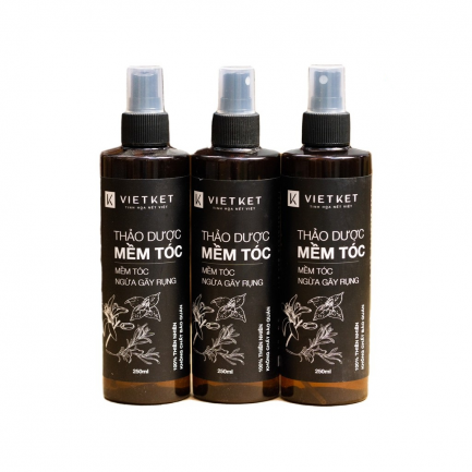 Thảo dược mềm tóc Vietket